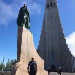 Antonio de la Rosa en Reikaivik