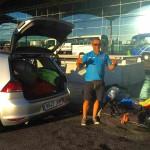 Salida aeropuerto Alicante triwinterchallenge