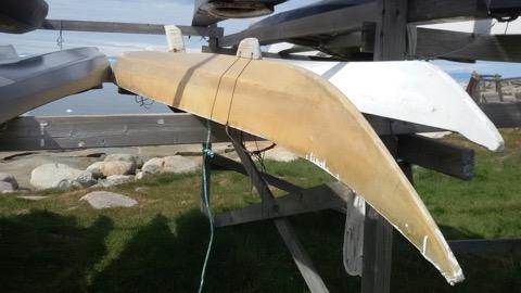 Canoa en ilulissat