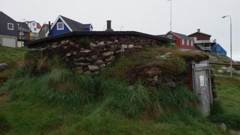 Casas de Ilulissat