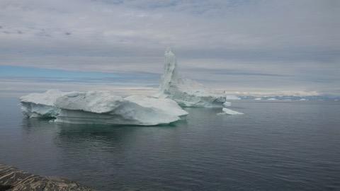 Glaciar en Ilulissat