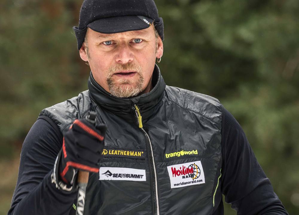 Antonio de la Rosa vuela a Rovaniemi para participar en Lapland Extreme Challenge
