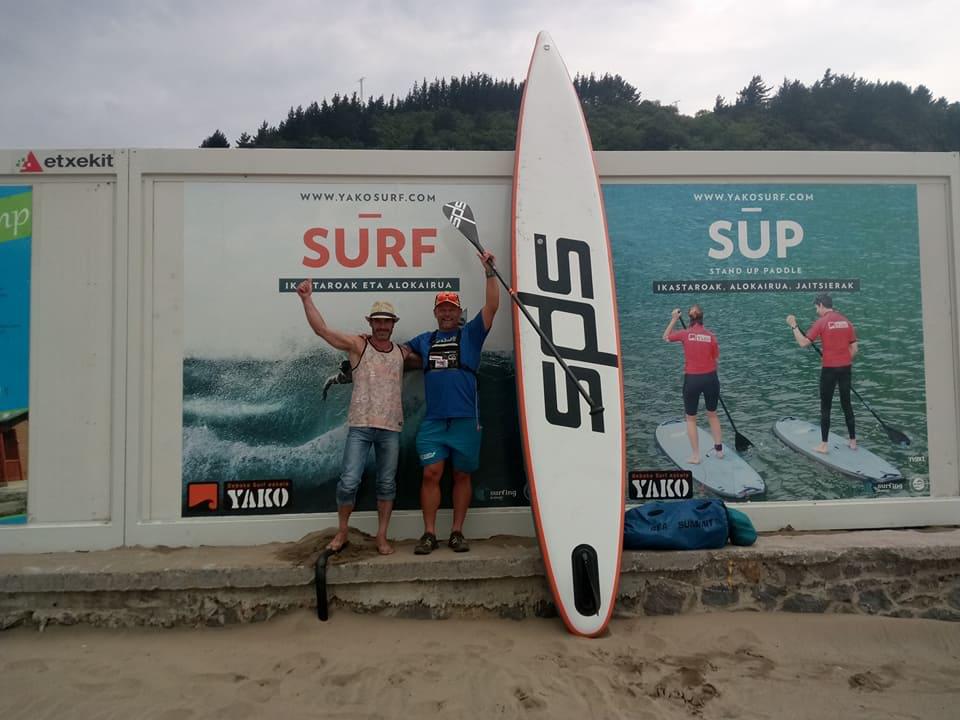 Segundo día en el País Vasco