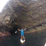 Vuelta península iberica SUP Puerto la Vega
