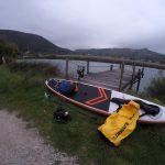 Vuelta península ibérica llegada a Asturias