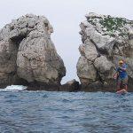 Vuelta península iberica playa el bocal