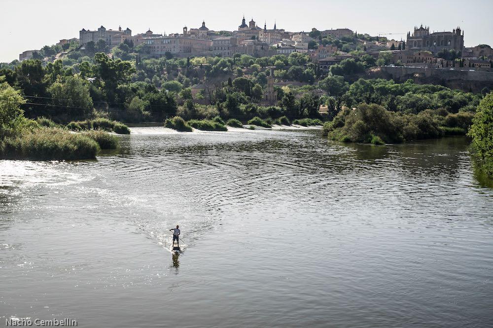 Toledo fue testigo del reto de Antonio de la Rosa