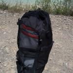 Una de las mochilas que llevaré en mi expedición