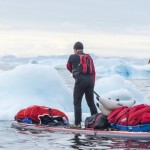 Comienzo de la aventura de Antonio de la Rosa en el Círculo Polar Ártico